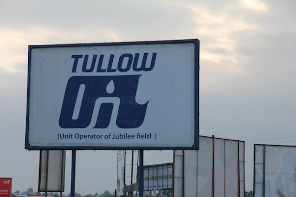 Tullow Oil from Ghana to Uganda. Photo by Christiane Badgley