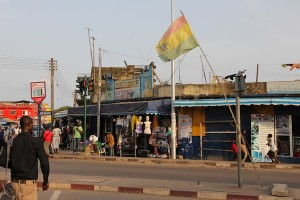 Takoradi waiting for the oil boom. Photo by Christiane Badgley