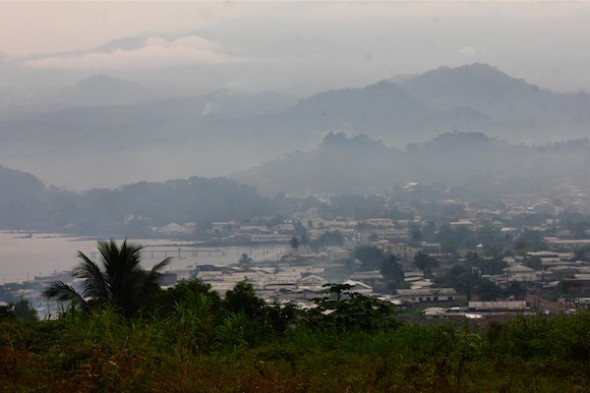 Limbe, Southwest Region, Cameroon. Photo by Christiane Badgley